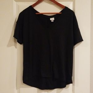 A new day v-neck top